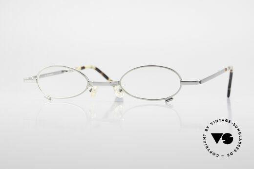 L.A. Eyeworks TIO 405 Faltbrille Brille zum Falten Details