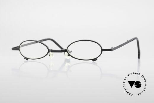 L.A. Eyeworks TIO 412 Brille zum Falten Faltbrille Details