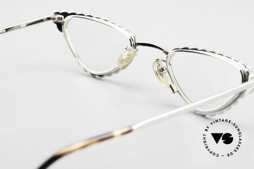 L.A. Eyeworks Macaroni 405 Lesebrille Wie Ein Blatt, Größe: small, Passend für Damen
