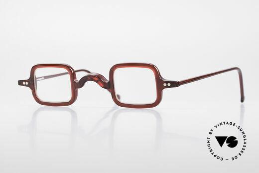 L.A. Eyeworks LALO 347 90er Vintage Brille No Retro Details