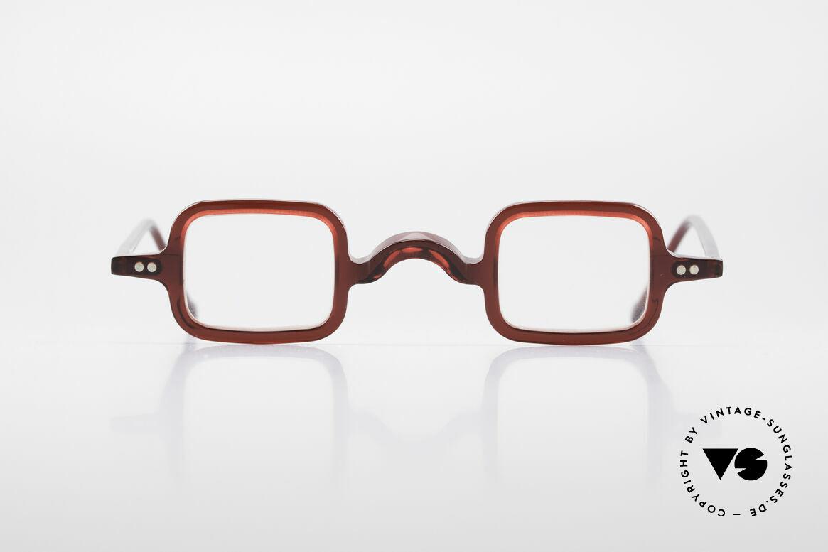 L.A. Eyeworks LALO 347 90er Vintage Brille No Retro