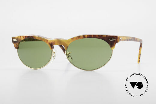 Ray Ban Oval Max 80er Bausch & Lomb Original Details