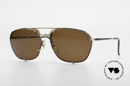 Porsche 5647 Herren Vintage Sonnenbrille Details
