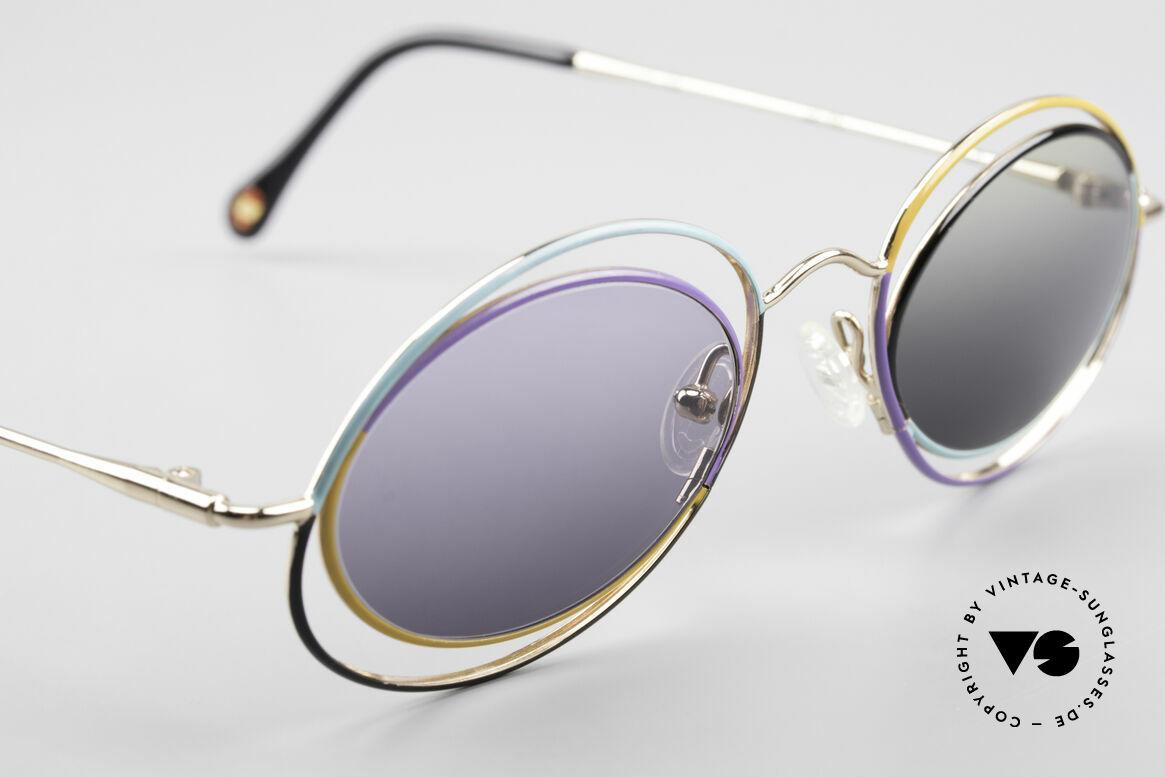 Casanova LC18 Vintage Kunstsonnenbrille
