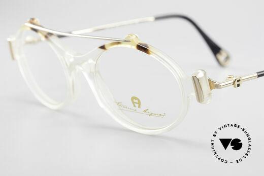Aigner EA56 Echt 80er Luxus Brillenfassung