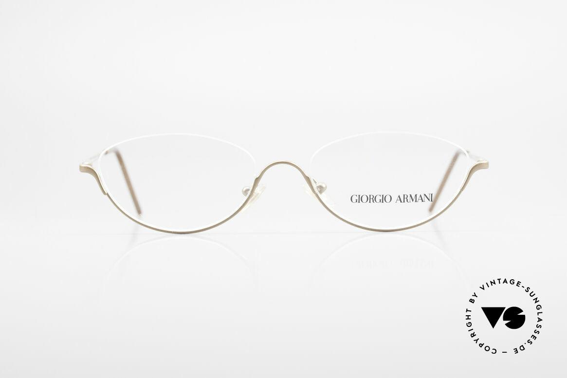 Giorgio Armani 1080 Alte 90er Designer Lesebrille