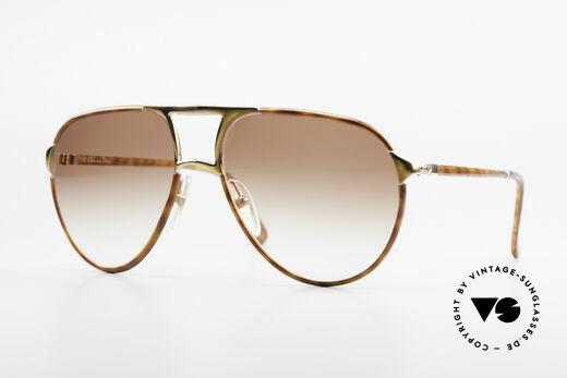 Christian Dior 2505 Designer Aviator Sonnenbrille Details