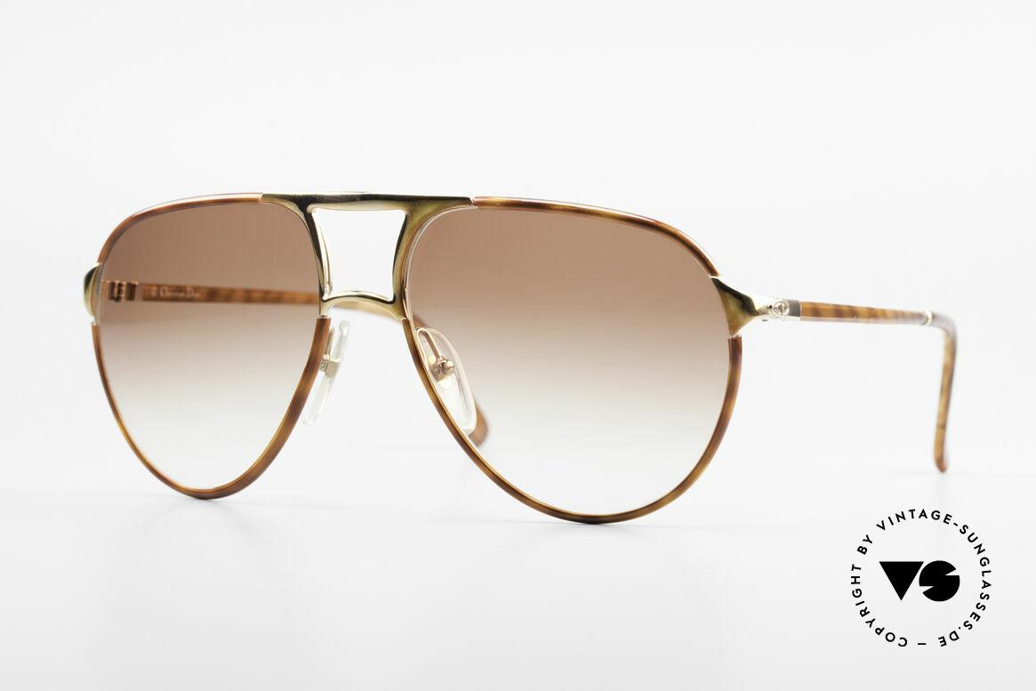 Christian Dior 2505 Designer Aviator Sonnenbrille