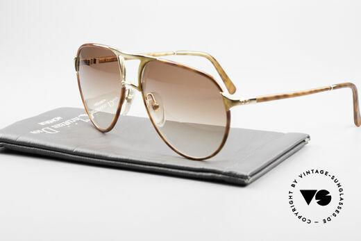 Christian Dior 2505 Designer Aviator Sonnenbrille, KEINE Retrosonnenbrille, 100% vintage Original, Passend für Herren