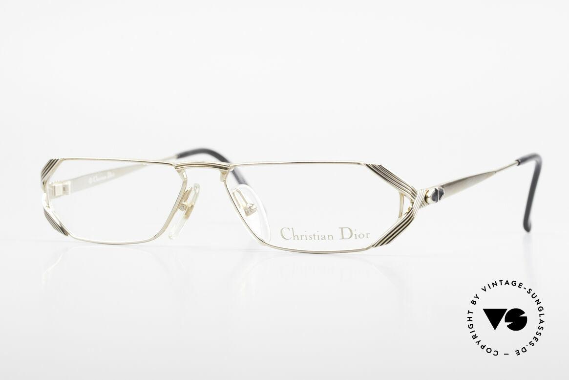 Christian Dior 2617 Rare Vintage Lesebrille 90er, edle Christian Dior Lesebrille aus den 90ern, Passend für Herren