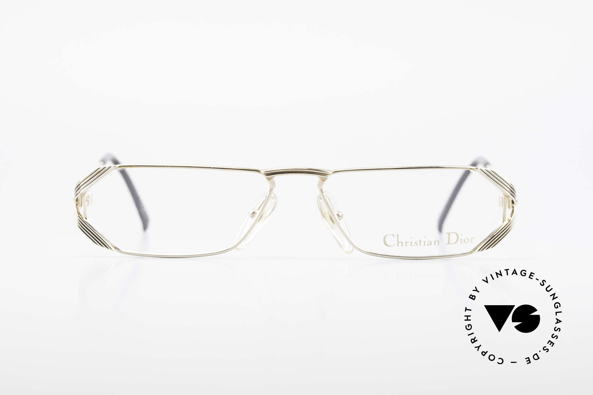 Christian Dior 2617 Rare Vintage Lesebrille 90er, markantes Design & elegante Farbgestaltung, Passend für Herren