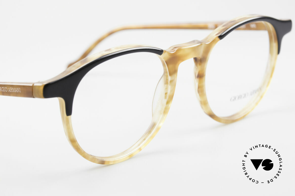 Giorgio Armani 301 Johnny Depp Stil Panto Brille