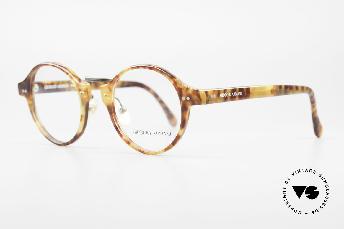 Giorgio Armani 341 Vintage Panto Brillenfassung