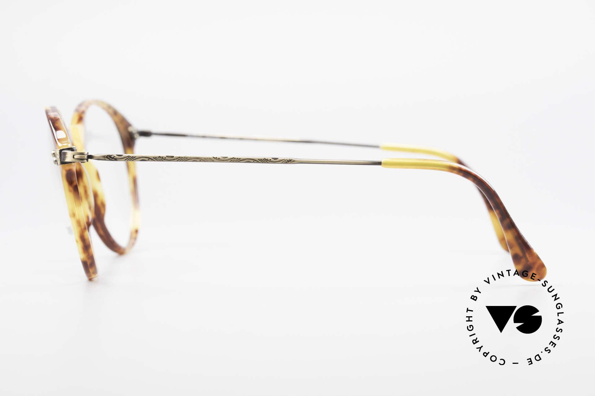 Giorgio Armani 329 90er Panto Fassung Medium, KEINE Retromode, sondern ein altes Armani-Original, Passend für Herren