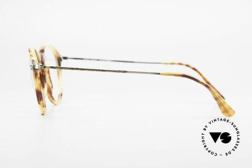 Giorgio Armani 329 Kleine 90er Panto Fassung, KEINE Retromode, sondern ein altes Armani-Original, Passend für Herren