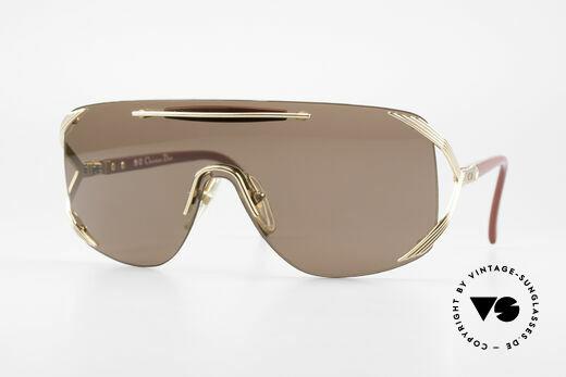 Christian Dior 2434 Rihanna Vintage Sonnenbrille Details