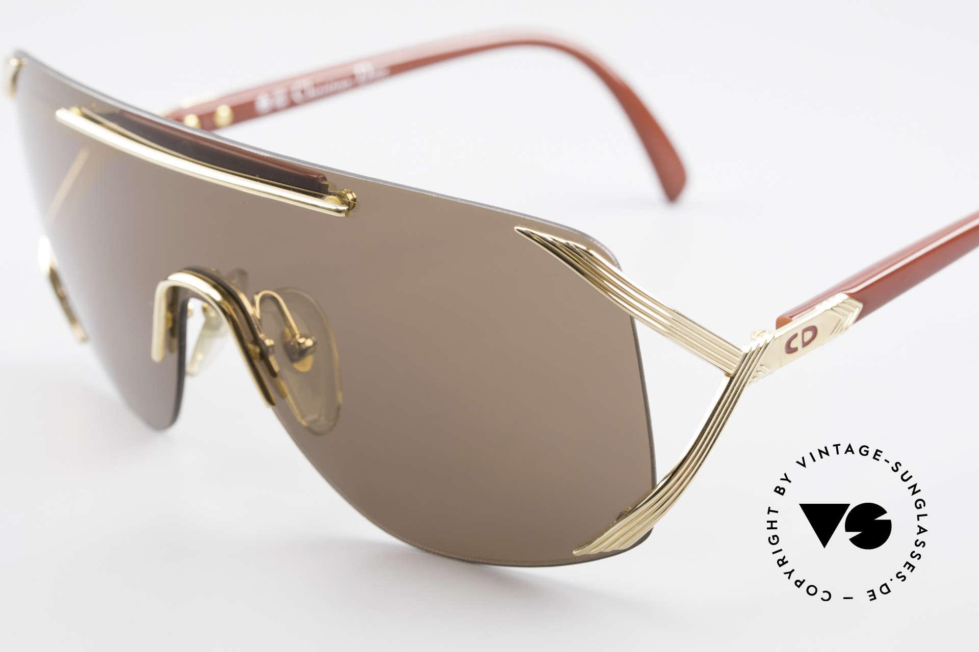 Christian Dior 2434 Rihanna Vintage Sonnenbrille, ungetragen (wie alle unsere Dior Sonnenbrillen), Passend für Damen
