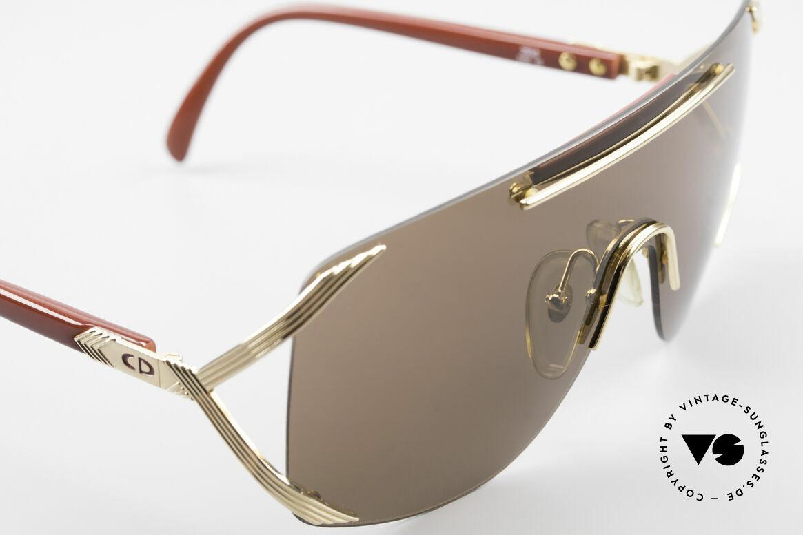 Christian Dior 2434 Rihanna Vintage Sonnenbrille, KEINE Retrosonnenbrille, 100% vintage Original, Passend für Damen