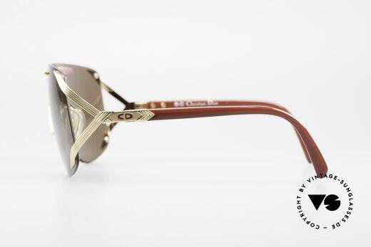 Christian Dior 2434 Rihanna Vintage Sonnenbrille, auf 269€ reduziert, da zwei MINI-Kratzcherchen, Passend für Damen