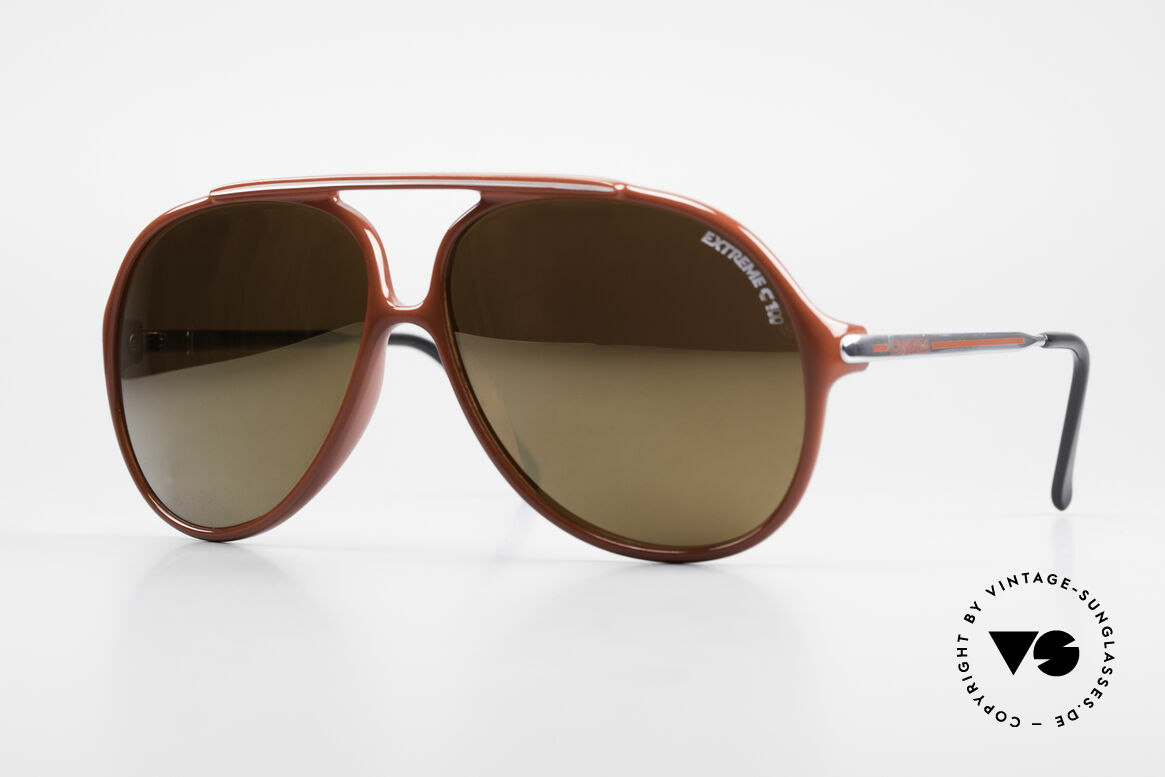 Carrera 5587 XXL Vintage 80er Sonnenbrille