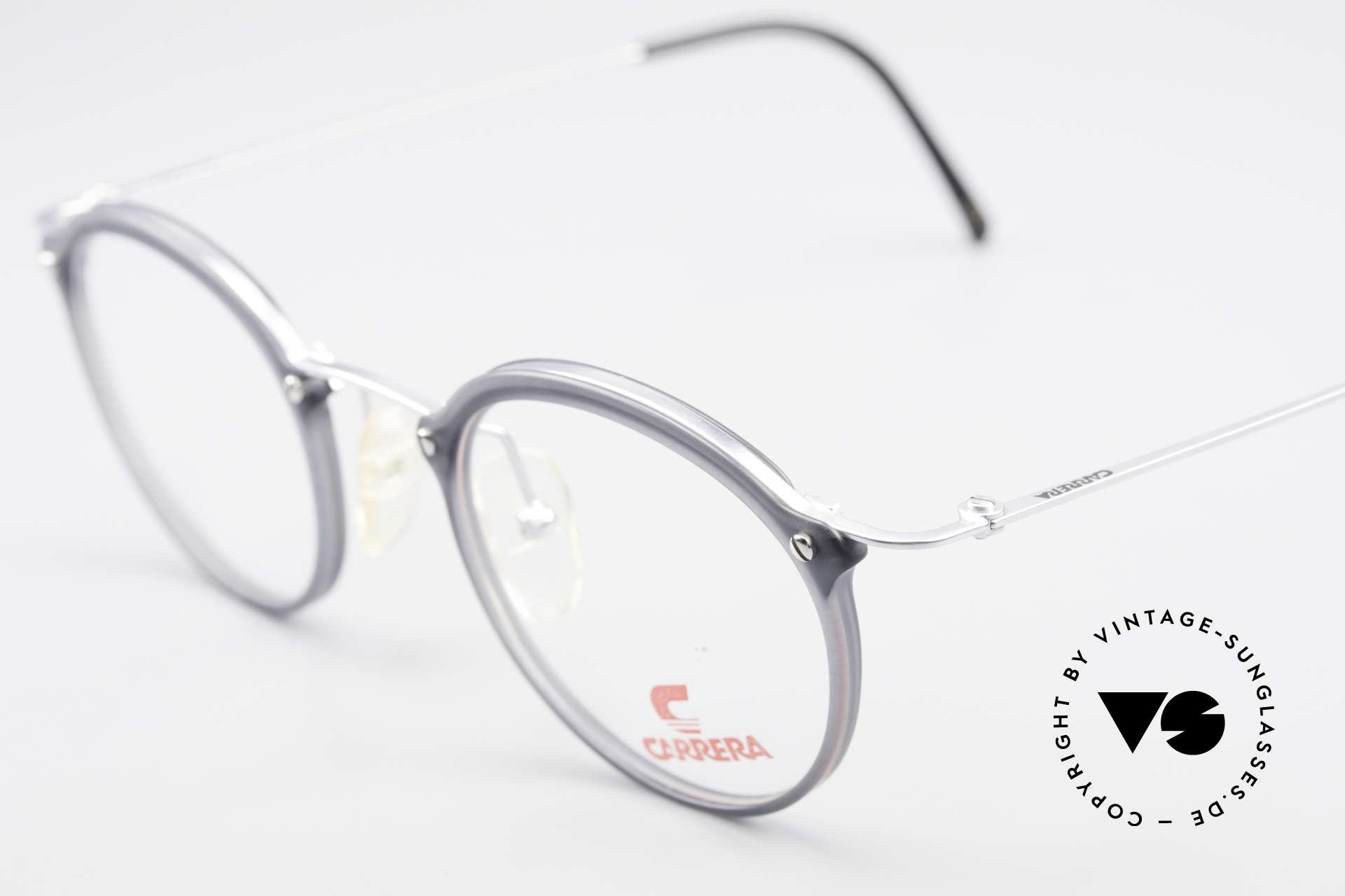 Carrera 4942 Runde Panto Vintage Brille, ungetragen (wie alle unsere Carrera Panto Brillen), Passend für Herren und Damen