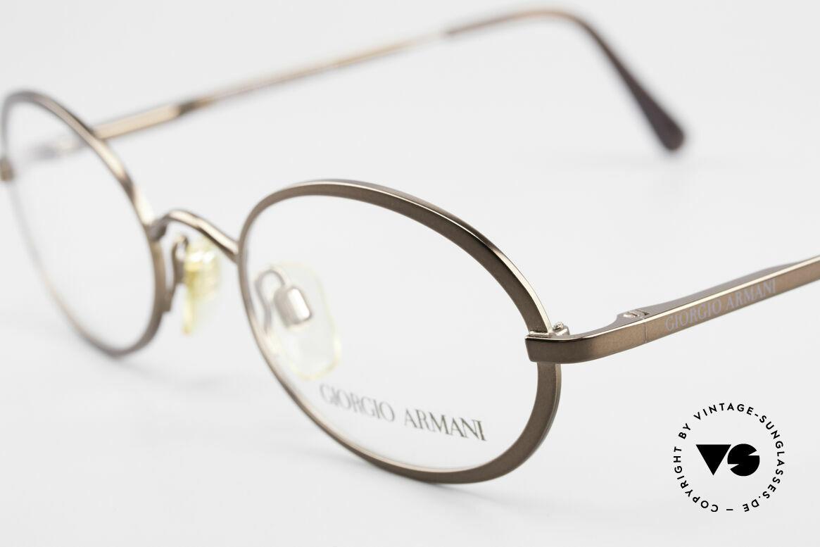 Giorgio Armani 277 90er Vintage Fassung Oval