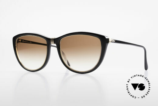 Christian Dior 2557 Damen Sonnenbrille 80er Chic Details