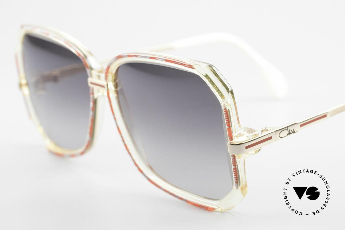 Cazal 167 West Germany Cazal Rahmen, ungetragen (wie alle unsere vintage Cazal Brillen), Passend für Damen