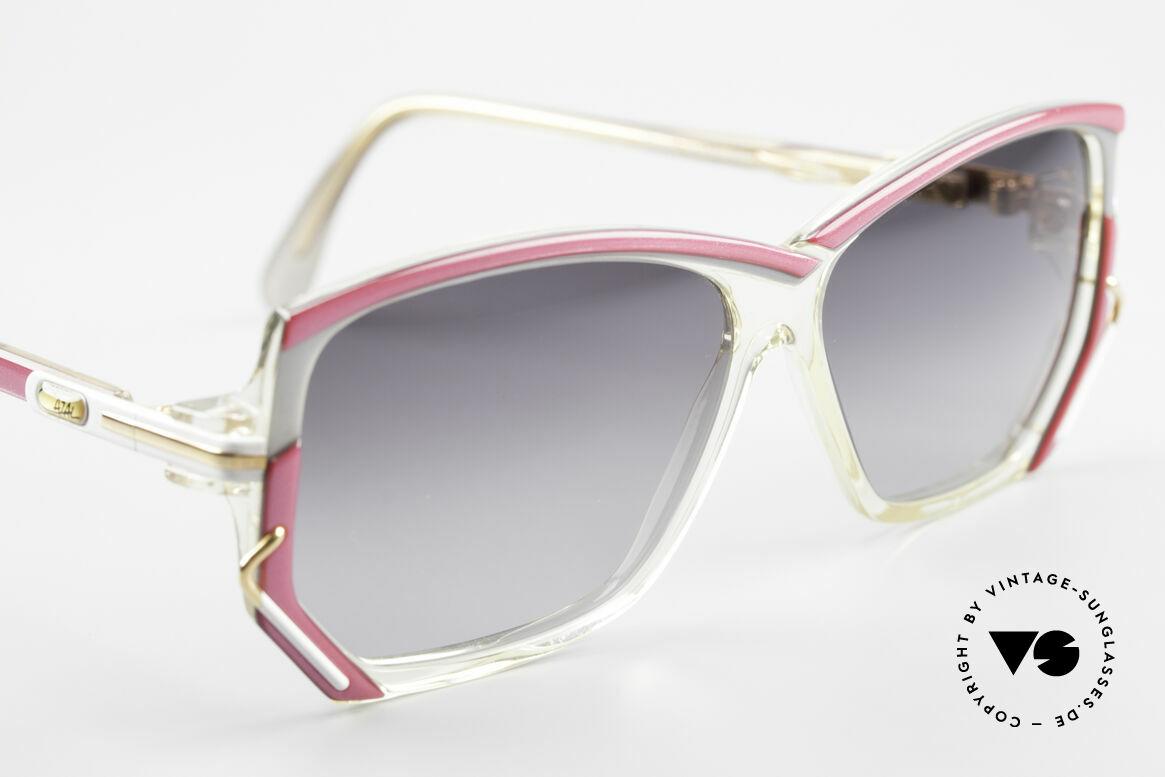 Cazal 197 80er Vintage Sonnenbrille, KEINE RETROBRILLE, sondern ein altes orig. Unikat, Passend für Damen