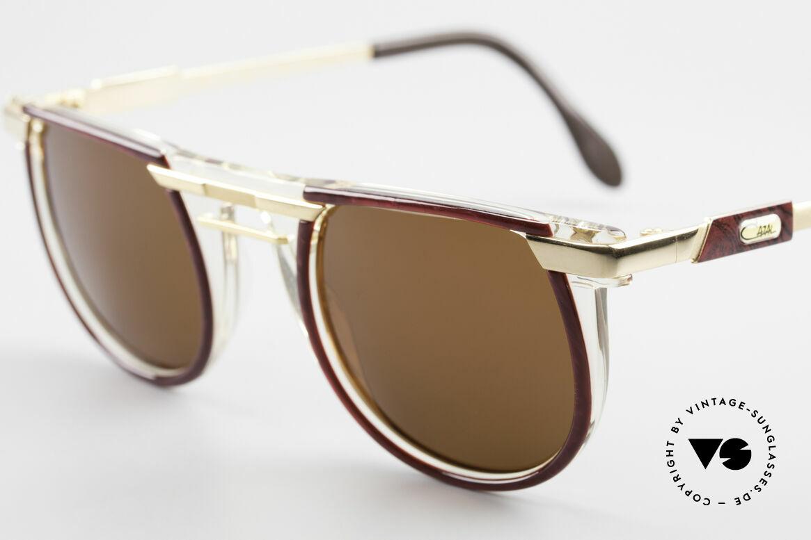 Cazal 647 90er Vintage Sonnenbrille, ein echtes Designerstück; hergestellt in Deutschland, Passend für Herren und Damen