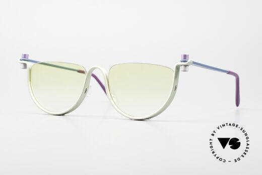 ProDesign No2 Filmsonnenbrille Vintage 90er Details