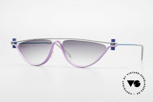 ProDesign No6 90er Vintage Filmsonnenbrille Details