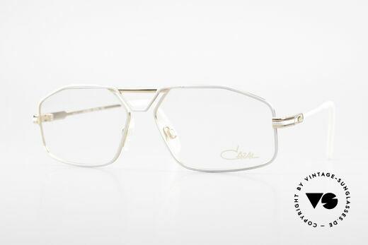 Cazal 729 KEINE Retrobrille Vintage Brille Details