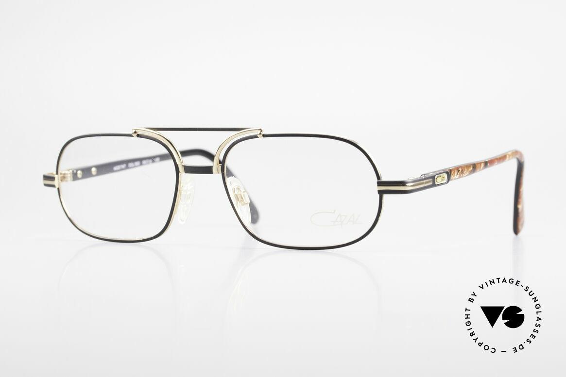 Cazal 747 Vintage 90er Designer Brille