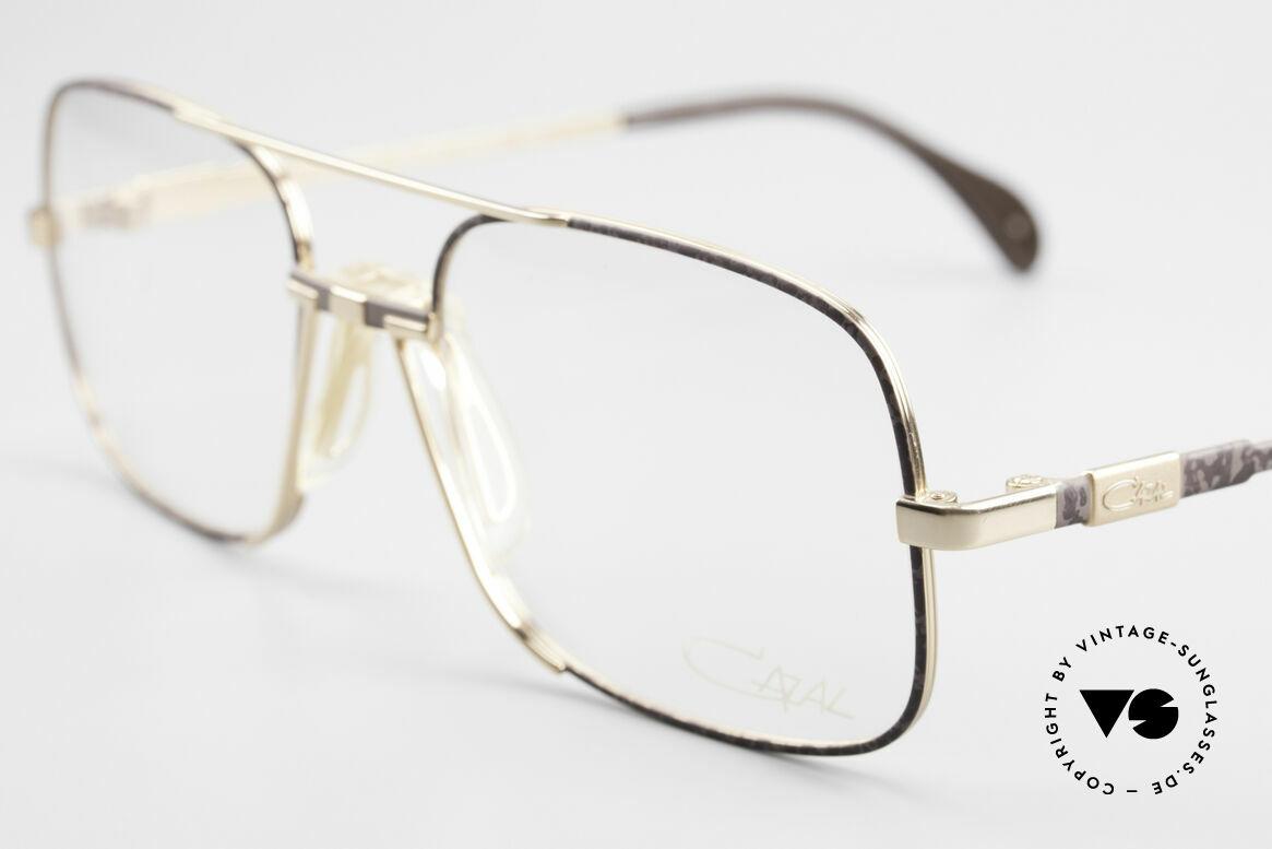 Cazal 740 Vintage Brille Herren 1990er, ungetragen (wie alle unsere Cazal Designerbrillen), Passend für Herren