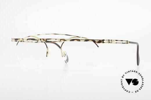Cazal 748 Rare 90er Brille No Retro Details
