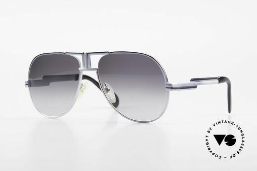 Cazal 702 Ultra Seltene 70er Sonnenbrille Details