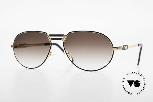 Cazal 739 Außergewöhnliche Brille XL Details