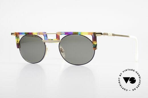 Cazal 745 Markante 90er Sonnenbrille Details