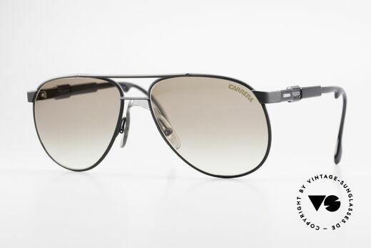 Carrera 5348 Vario Sport Sonnenbrille 80er Details