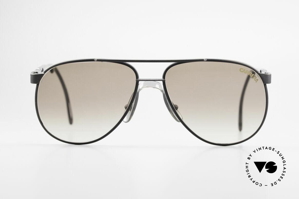 Carrera 5348 Vario Sport Sonnenbrille 80er, klassisch & sportlich zugleich (typisch Carrera), Passend für Herren und Damen