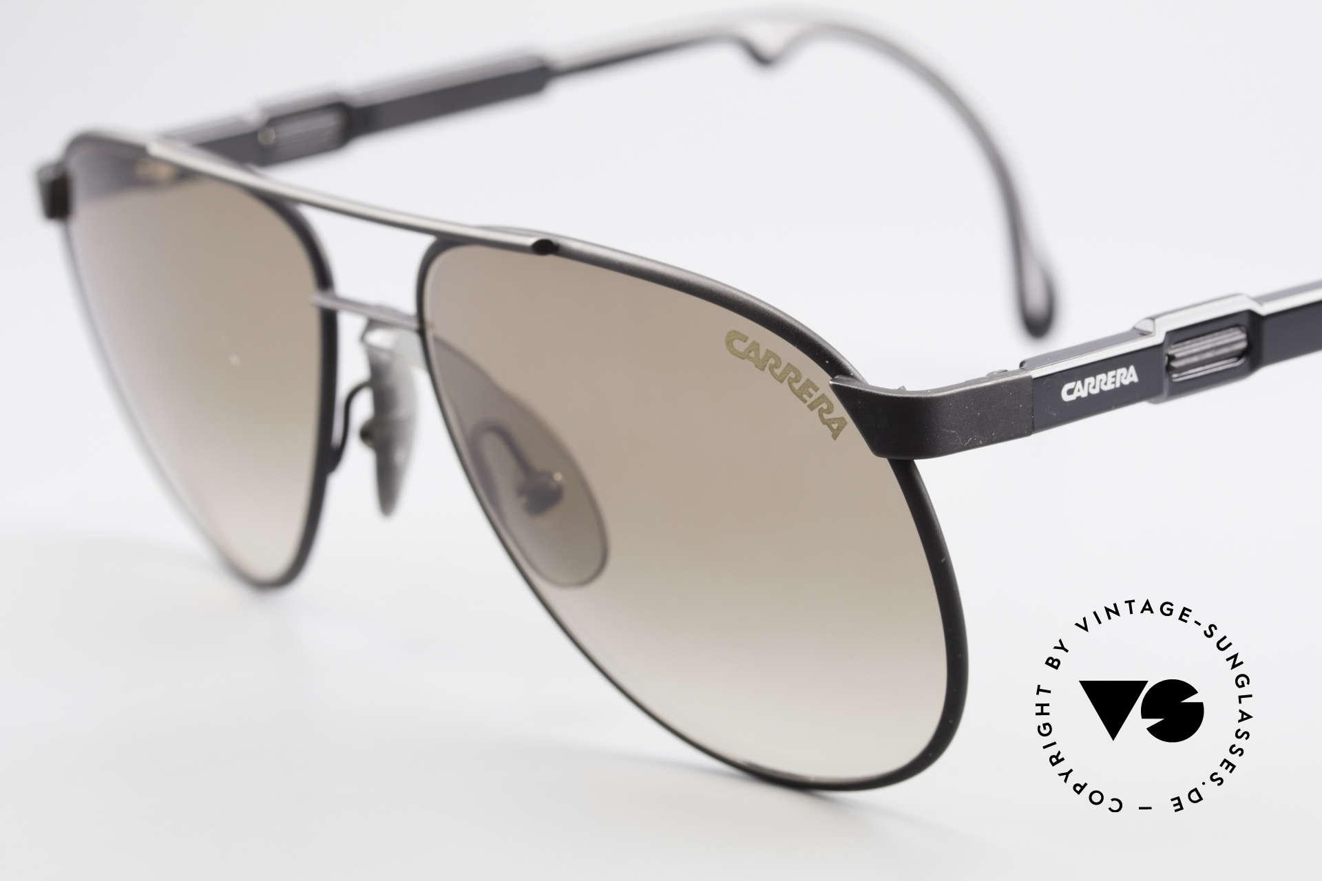 Carrera 5348 Vario Sport Sonnenbrille 80er, entsprechend hoher Tragekomfort und Passform, Passend für Herren und Damen