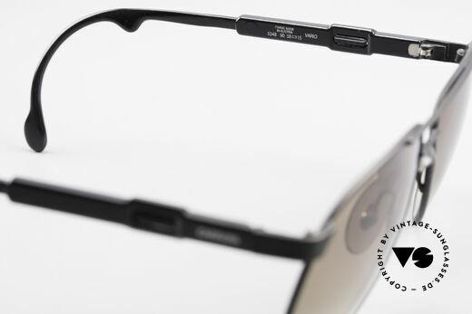 Carrera 5348 Vario Sport Sonnenbrille 80er, KEINE Retromode; sondern eine Rarität von 1985, Passend für Herren und Damen