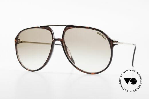 Carrera 5327 80er Piloten Brille Optyl Details