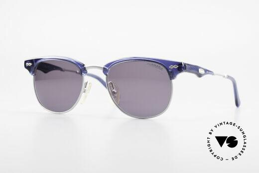 Carrera 5324 Vintage Panto Sonnenbrille Details