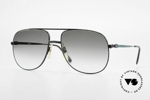 Lacoste 101 Sportliche Aviator Brille XL Details