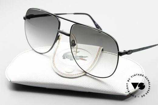 Lacoste 101 Sportliche Aviator Brille XL