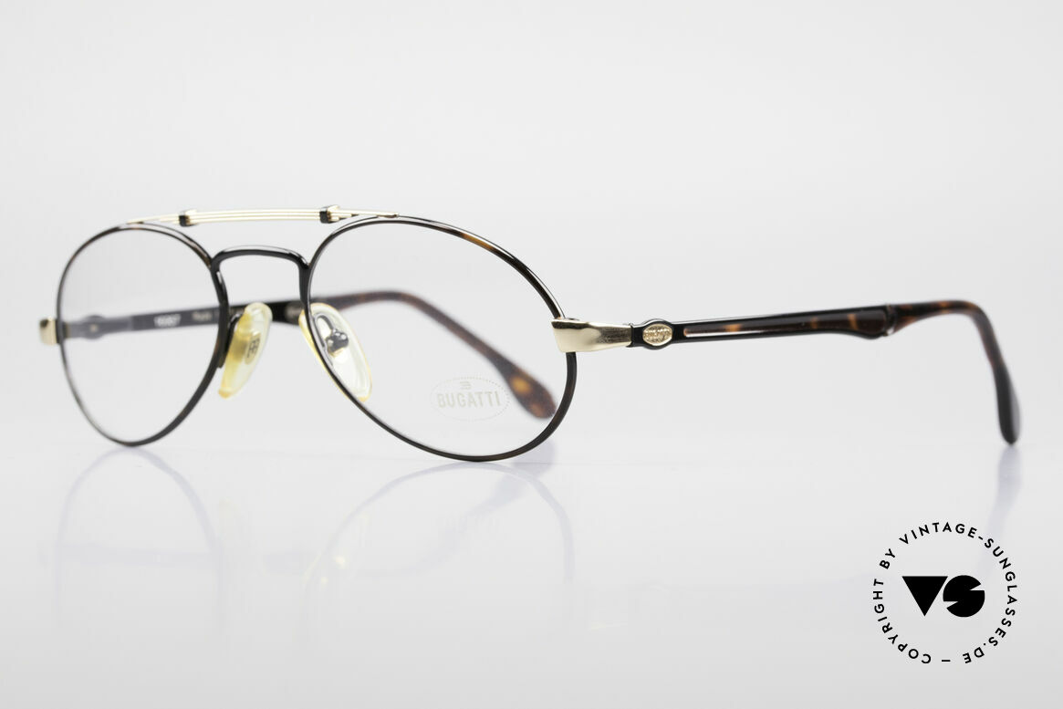 Bugatti 16957 Seltene 80er Vintage Brille