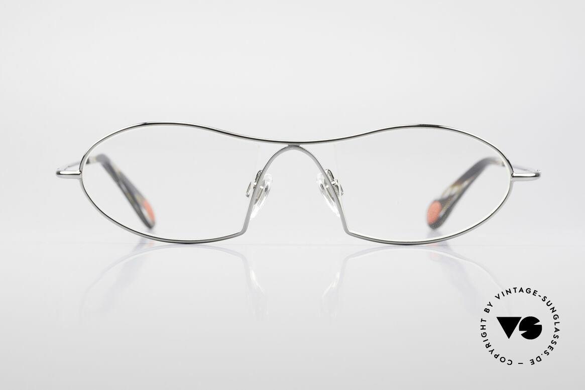 Bugatti 345 Odotype Herren Vintage Designer Brille, ORIGINAL high-tech Bugatti Brillenfasssung, Passend für Herren