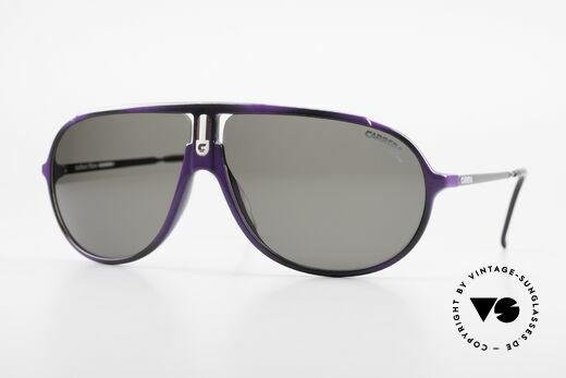 Carrera 5467 Carbon Fibre Brille Kohlefaser Details
